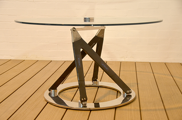 Red Bull wishbone table